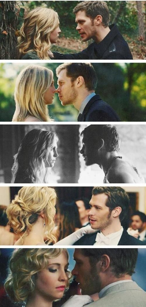 candice accola and Joseph Morgan! These two need to get together already!!! Klaus is my FAV! !