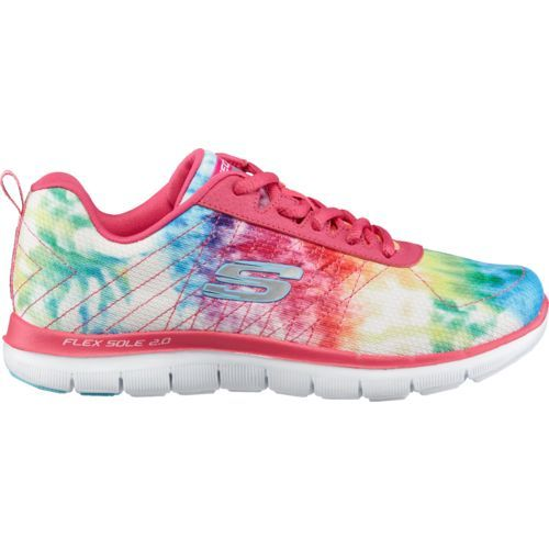 SKECHERS Women's Flex Appeal 2.0 Loud and Clear Training Shoes