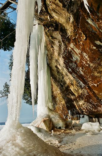 17 Best Images About Usa Michigan On Pinterest Sleigh Rides Upper Peninsula And Waterfalls