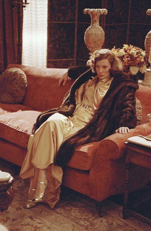 Katharine Hepburn - Cate Blanchett - The Aviator 2004