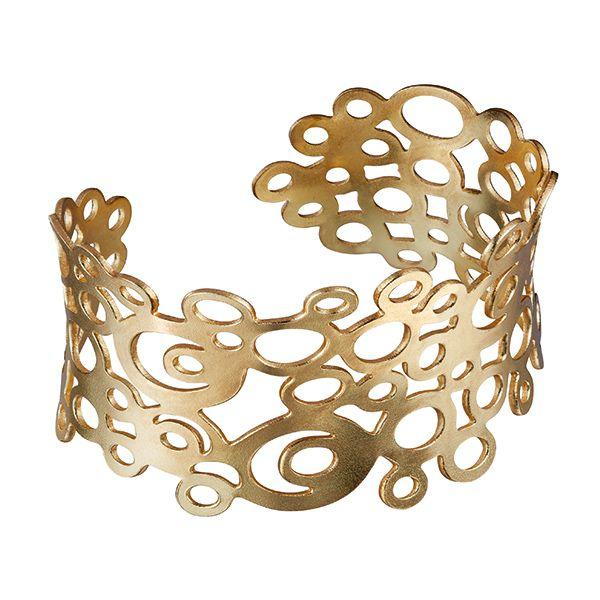 METROPOLI BRACELET  Designer: Jorma Koski  Material: bronze or silver Metropoli Bracelet Kalevala Jewelry's Trend collection lives life in the moment. Skilled jewelry designers add a unique Finnish twist to international trends.