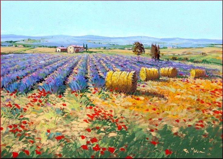 Learn Oil Painting