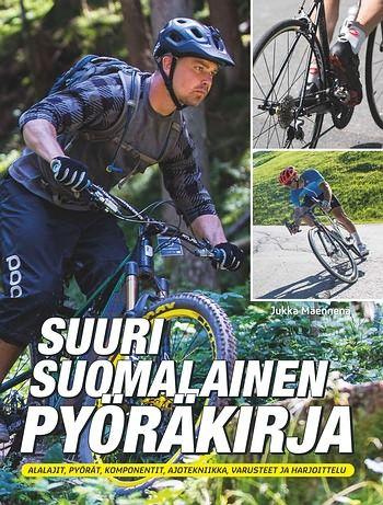 Jukka Mäennenä: Suuri suomalainen pyöräkirja