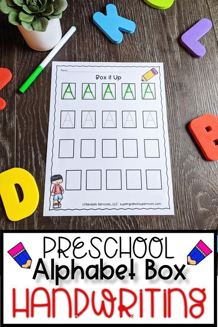 Alphabet Handwriting Worksheets Super God Not Super Mom In 2020 Alphabet Activities Preschool Preschool Learning Activities Alphabet Activities [ 1104 x 736 Pixel ]