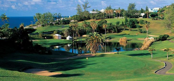 Tee off with us in just 2 hours from the East Coast. #Bermuda #golf