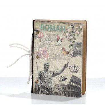 KOLECKI. COM  Album na zdjęcia lub raczej pamiętnik, do którego można od czasu do czasu wkleić zdjęcie - ma 70 bardzo delikatnych kartek w kolorze ecru.
