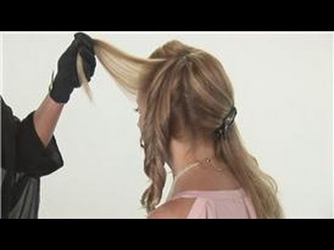 loose wavey hair