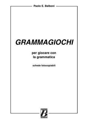 Giochi di grammatica