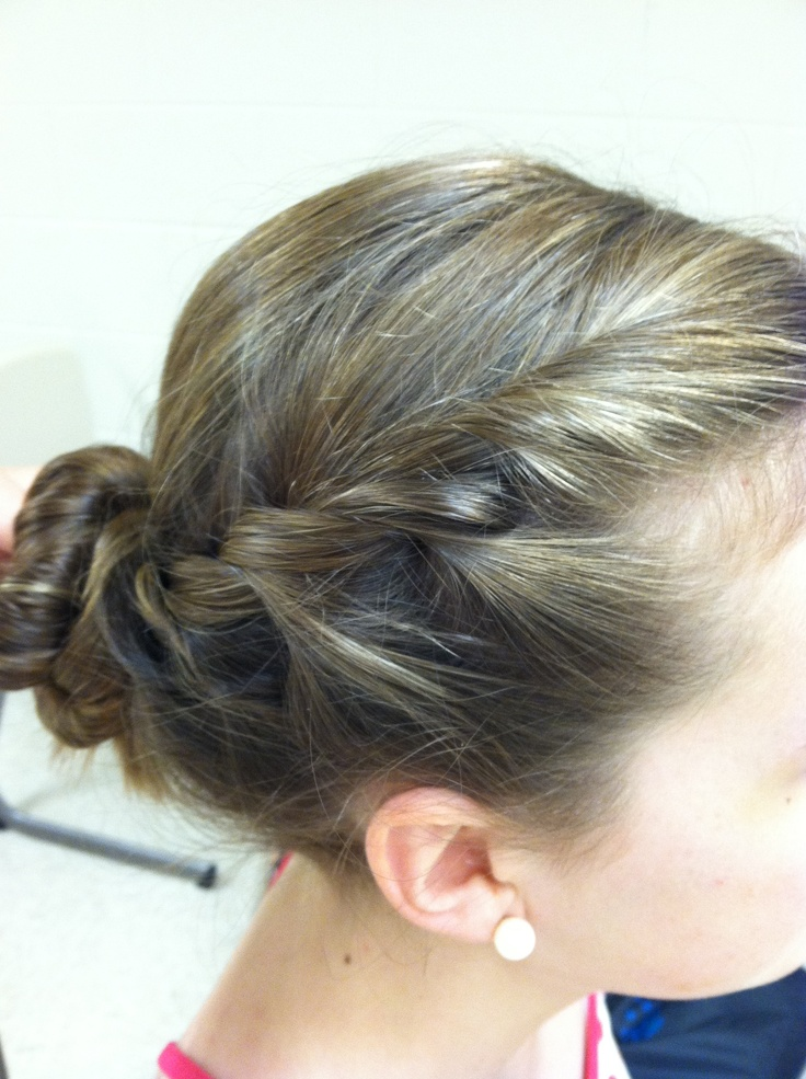 A cute and easy way to do your hair!