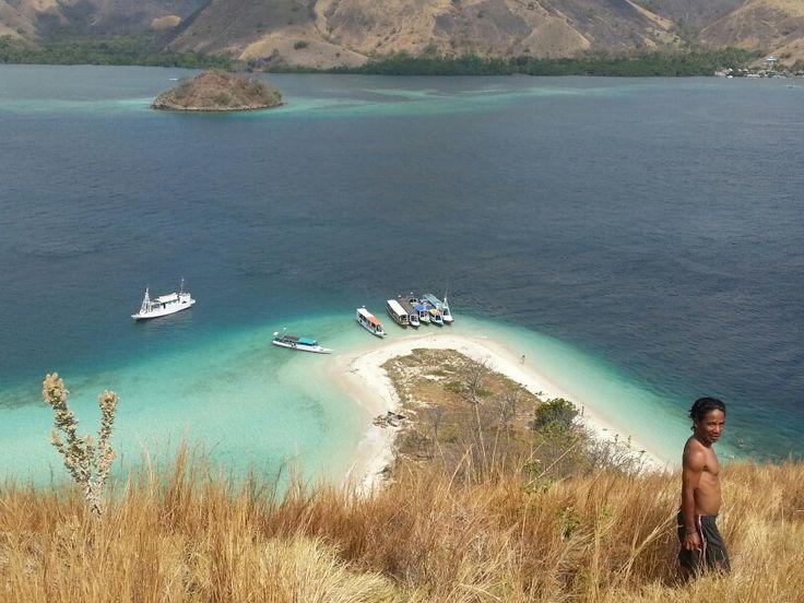 Labuan bajo, Rinca Island, Indonesia