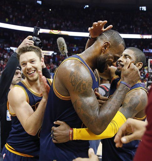 Cleveland Cavaliers blog Cavs for Akron Beacon Journal and Ohio.com by Jason Lloyd