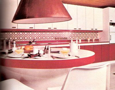 dreamy red.: Mail Books, Hunters Houses Hunters, Houses Hunters Houses, Houses Plans, 1970S Kitchen, House Plans
