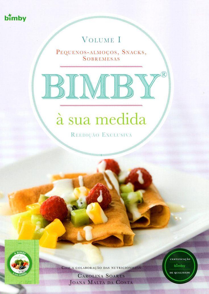 Bimby à sua Medida [Reedição] – Vol 1
