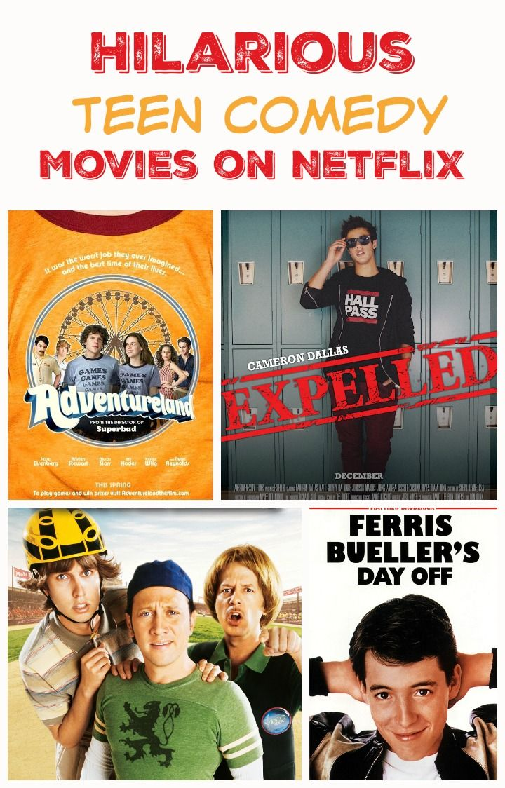 Best Comedy Movies for Teens on Netflix Good comedy