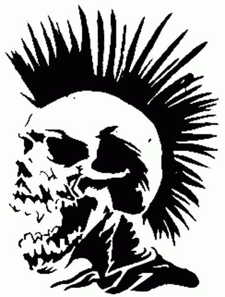 1001 Gambar Keren Gambar Punk Rock Tattoo Ideas Punk Tattoo