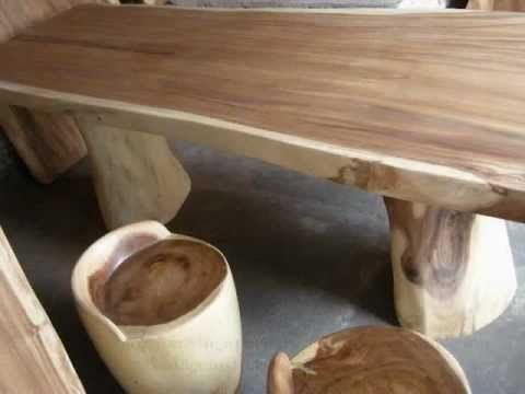 Wood Table s for sale from IndoGemstone com Solid Acacia  Monkey Pod and  Suar wood. 96 best Indonesian furnitures images on Pinterest   Architecture