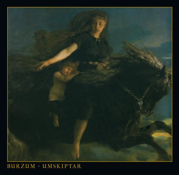 Burzum, Umskiptar, 2012 | Recensione canzone per canzone, review track by track. #Rock & Metal In My Blood