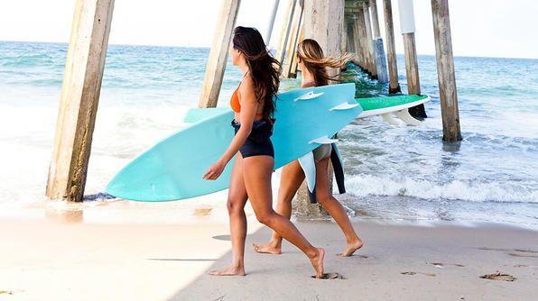California Girls, Hermosa Beach