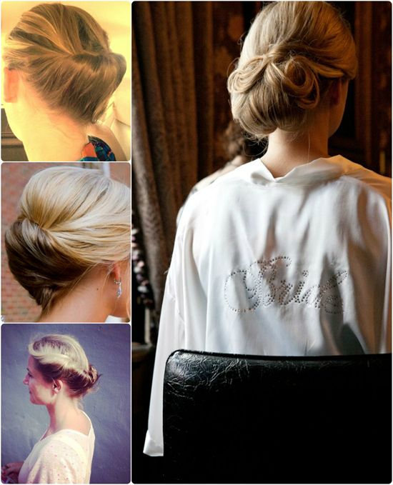 Top 3 Popular Up-do Tutorials by Clip in Cheap Hair Extensions updo hairstyles