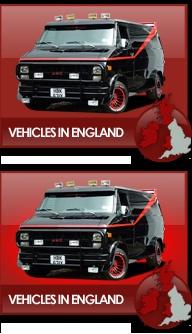 Star Car Hire – Famous TV & Movie Car Replicas, Alternative Wedding Cars & Specialist Vehicle Hire