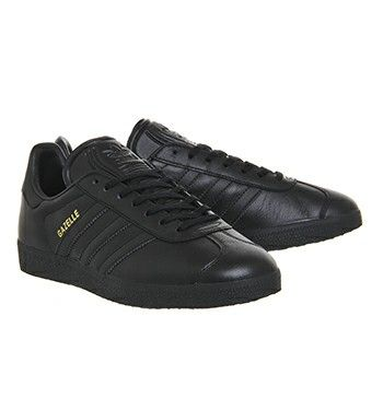 Gazelles in Mono black
