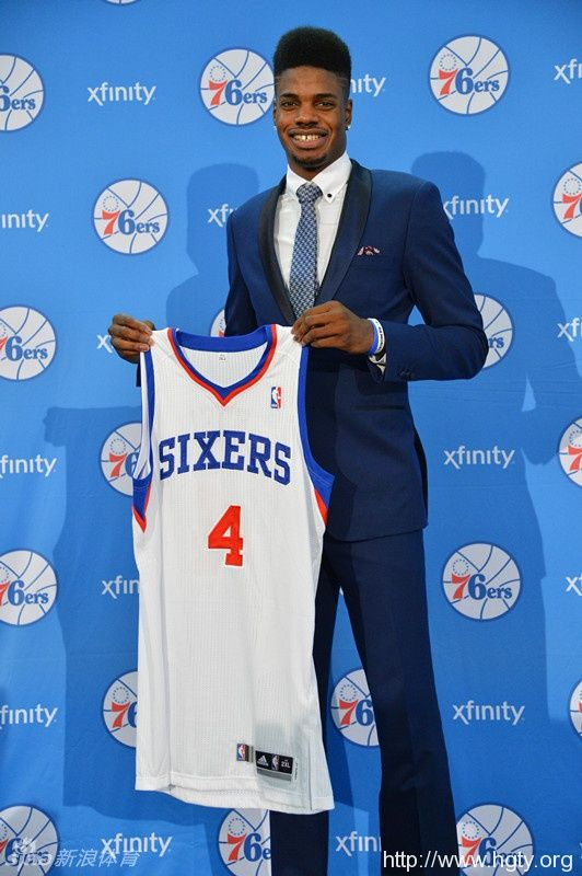 Philadelphia 76ers rookie Nerlens Noel will become a better basketball player by missing the entire 2013-14 campaign