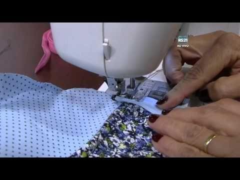 Mulher.com - 19/01/2016 - Porta óculos - Sonia Mostacho PT2 - YouTube