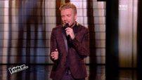Guilhem Valayé chante en direct « Foule Sentimentale » pour la demi-finale