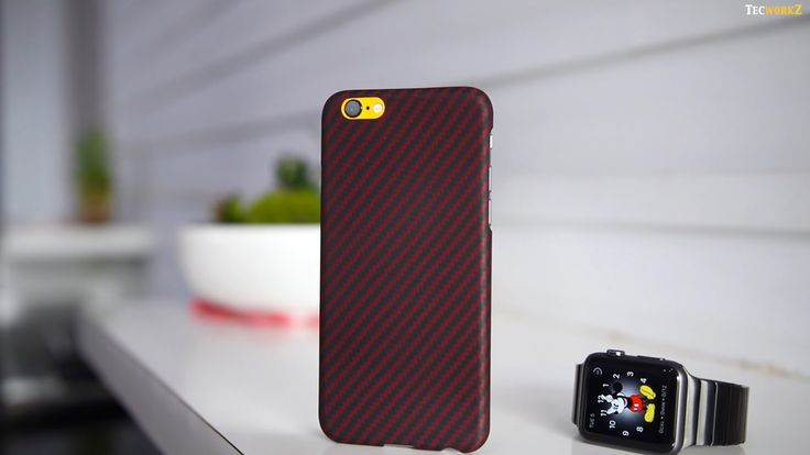 Bulletproof iPhone case by PITAKA + Giveaway