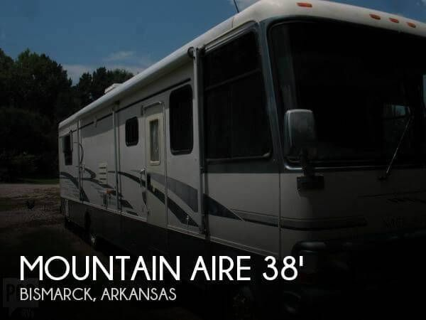 1999 Newmar Mountain Aire Ma 3758 For Sale Bismarck Ar Rvt Com Classifieds With Images Recreational Vehicles Mountains Rv For Sale