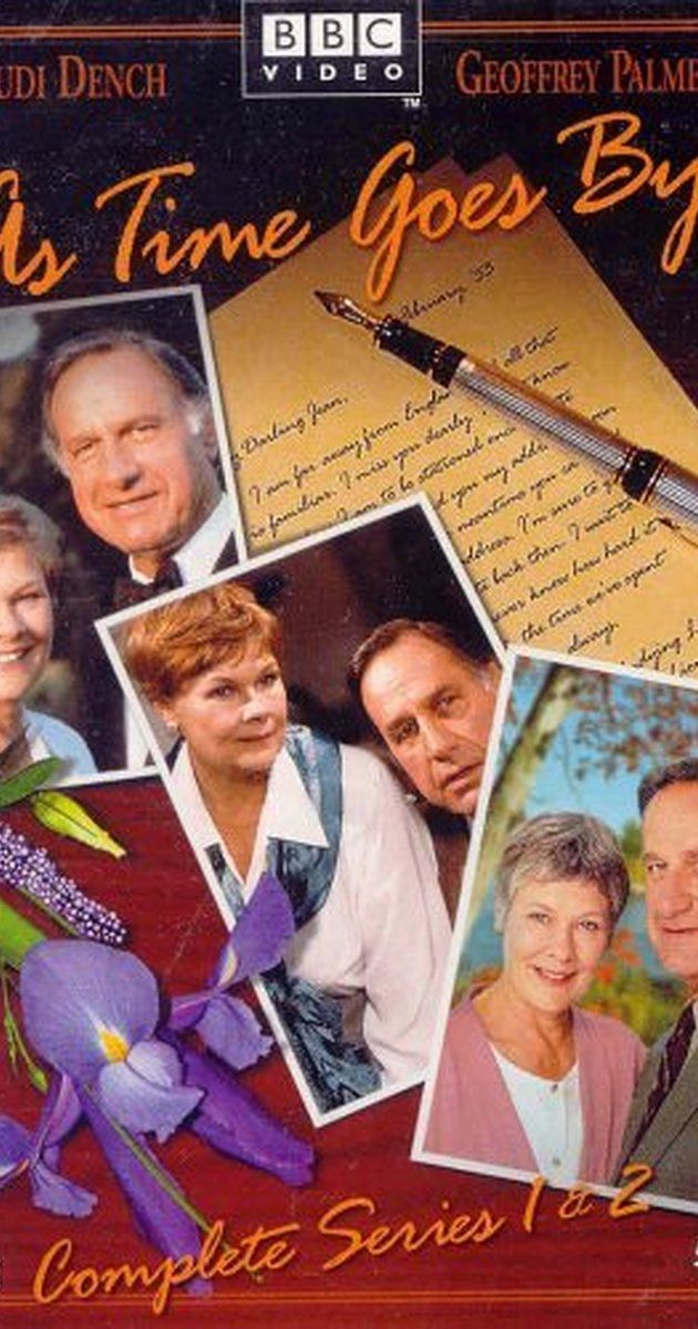 As Time Goes By: With Judi Dench, Geoffrey Palmer, Moira Brooker, Philip Bretherton. The Korean War and a long lost letter separate the lives of young lovers Jean and Lionel, whose paths cross again by happenstance.