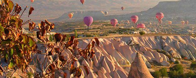 Kapadokya Balon Turu  #cappadocia #kapadokya #cappadociahotairballoon #kapadokyabalonturu #hotairballoon