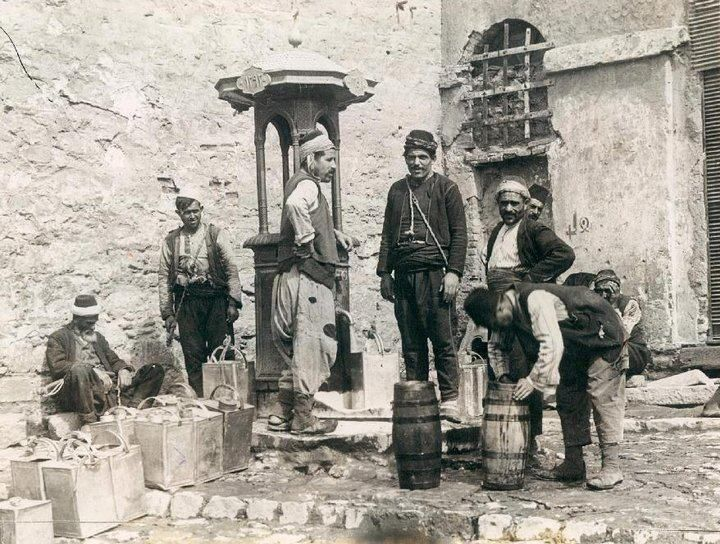 Hamidiye fountain. İstanbul, Turkey (1879)