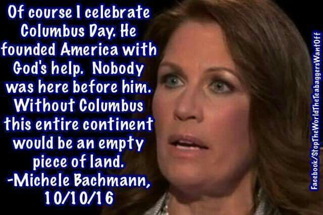 Holy crap. This woman needs a trip to Oz. If she only had a brain, or a heart.