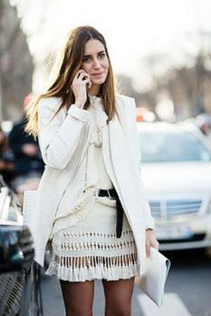 sneakers and pearls, street style, total white look, wrap a leather belt for an effortless look, trending now.png