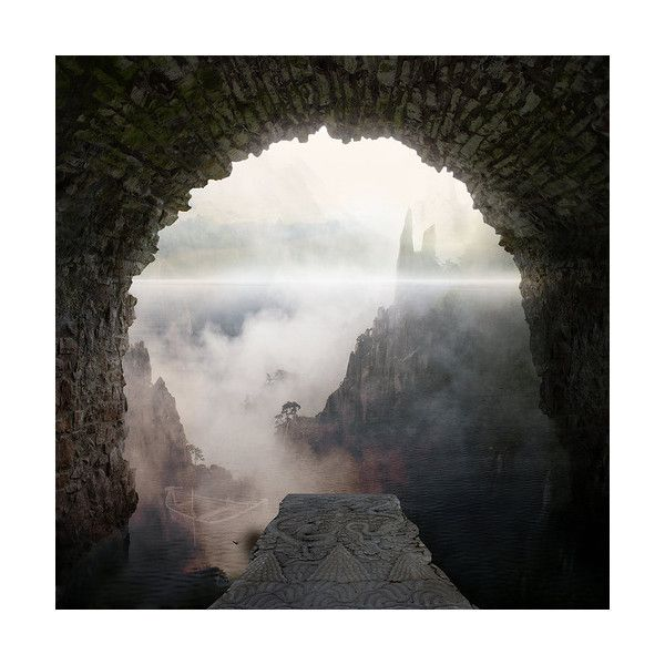 the_mists_of_avalon_4_by_e_dina-d34vpp0.jpg ❤ liked on Polyvore featuring backgrounds