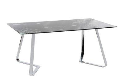 20 best dining in style with designer dining tables images for Kare design tisch bijou steel