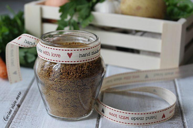 Dado vegetale granulare