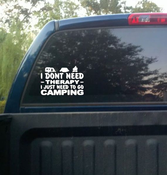 What's the best bumper sticker you've seen during your travels?