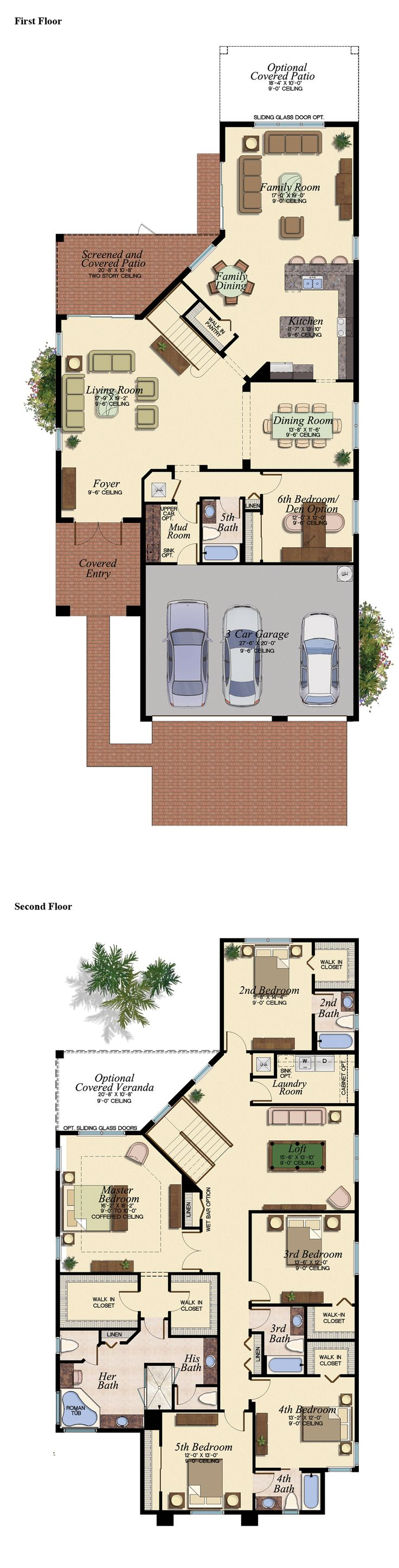 2656 best small house plans images on Pinterest