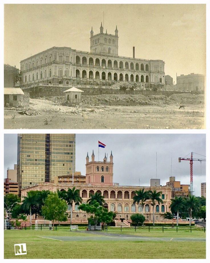 Palacio de López.Asunción -Paraguay