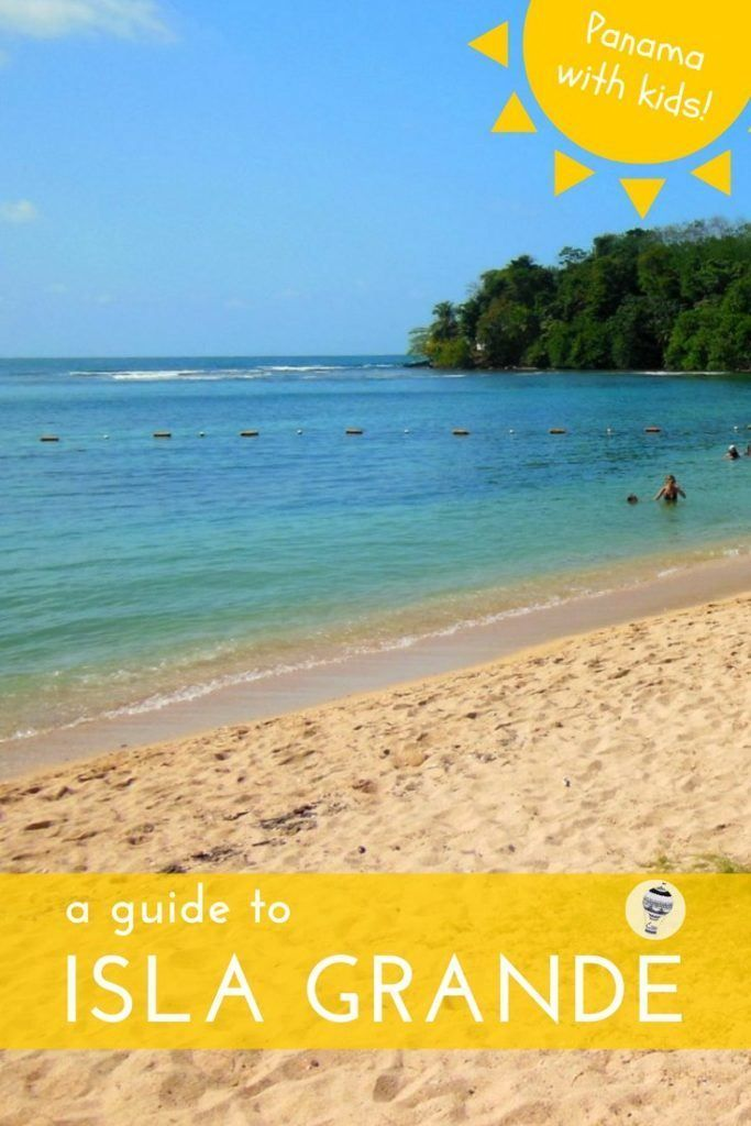 A Guide to Panama's Isla Grande. Located 20km (30mins) east of Portobelo, Isla Grande is a small island off Panama's Caribbean coast. Approximately 1.5km in length, the island can be accessed by boat from the small fishing village of La Guaira and makes f