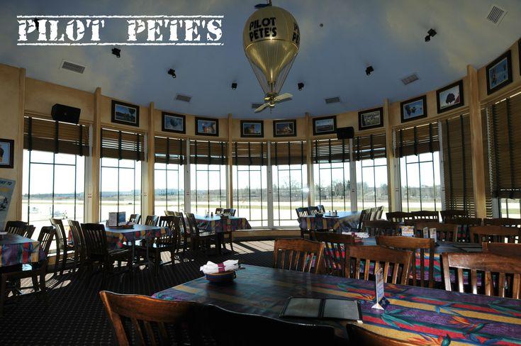 Pilot Pete S Balloon Room