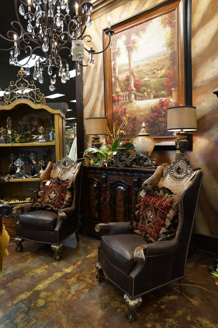17 best images about tuscan style decor on pinterest for Texas themed living room
