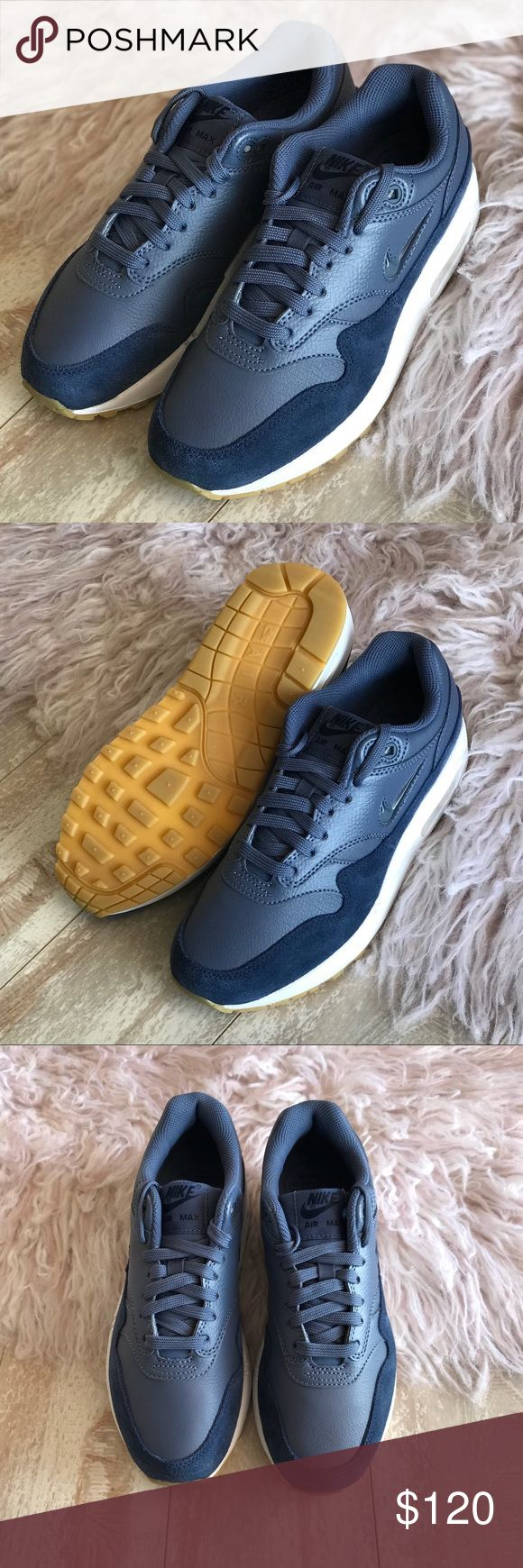 NWT Nike Air Max 1 Jewell Premium Brand new with box no lid