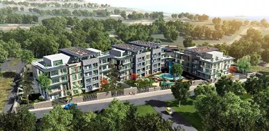 Apartments for sale in Turkey Yelwa (Yalova) in installments
