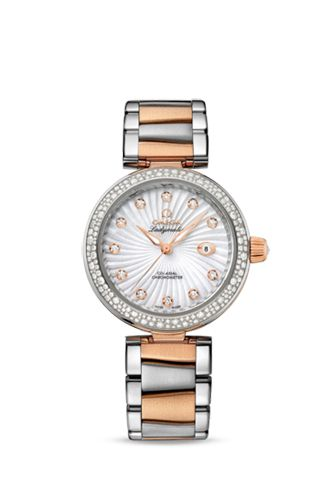 Jewelry To Buy And Never Take Off Again--Omega Deville Ladymatic Watch,
