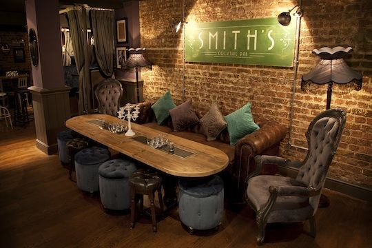 Smith's Cocktail Bar -