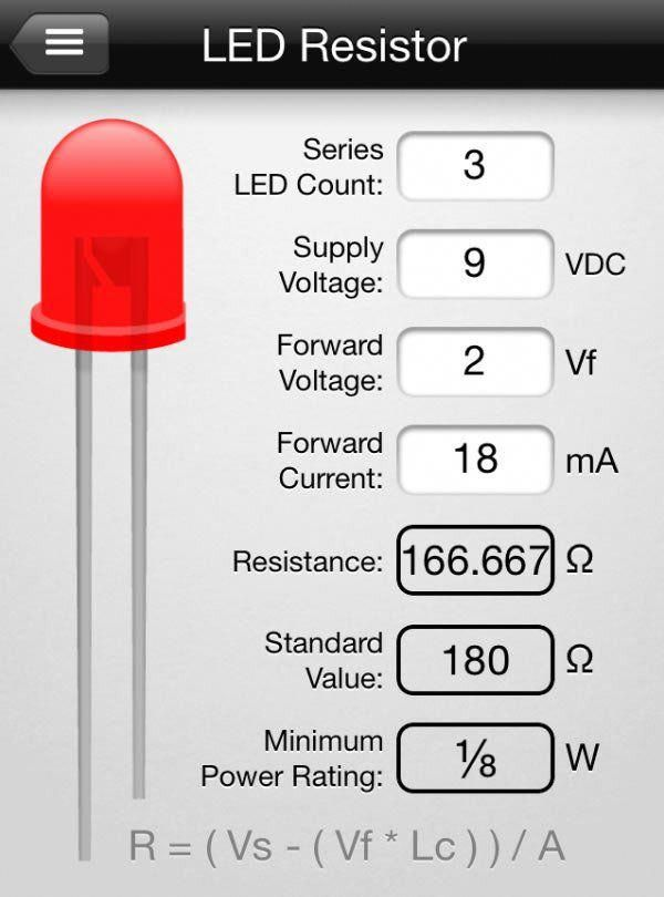 Pin By Oliver Power On Led Calculator Electronics Projects Diy Electronics Basics Simple Electronics