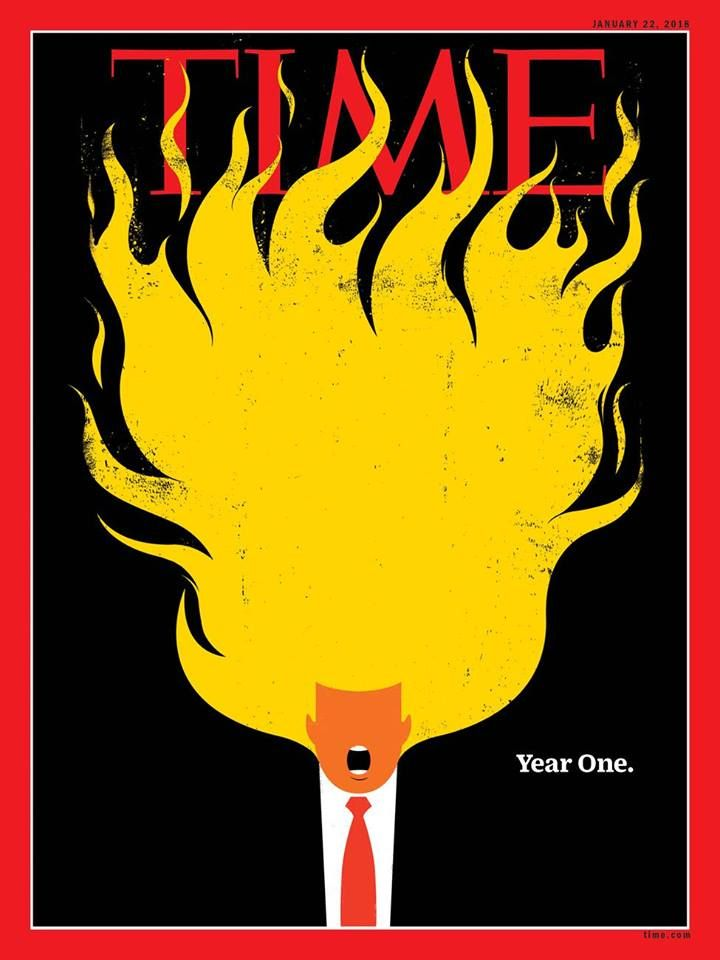 Time Cover - Year One